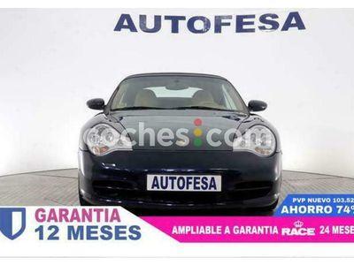 usado Porsche 911 Carrera 4S Cabriolet 320 cv en Madrid
