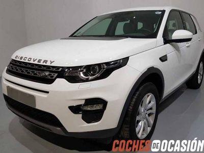 usado Land Rover Discovery Sport 2,0L TD4 180cv 4X4 SE, Segunda Mano, Barcelona
