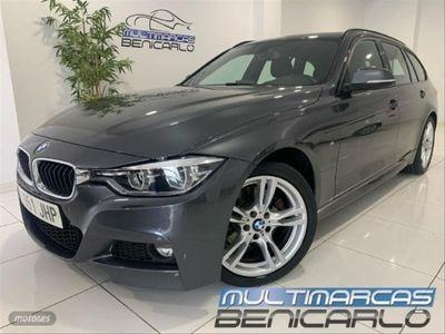usado BMW 325 Serie 3 F31 Touring Sport desde 270 euros/mes