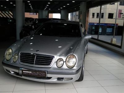 usado Mercedes CLK320 Clase CLKELEGANCE AUTO