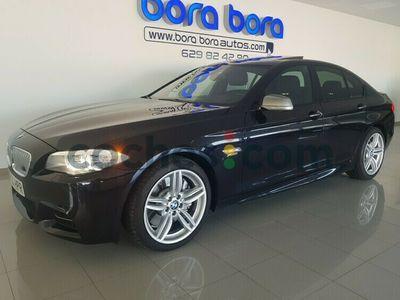 usado BMW M550 Serie 5 da Touring Xdrive 381 cv en Asturias