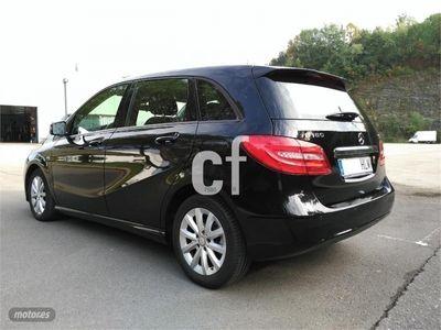 usado Mercedes B180 Clase BCdi Blueefficiency 5p. -12