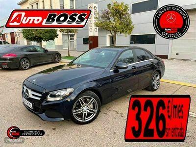 usado Mercedes C300 Clase Ch Exclusive