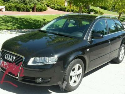 usado Audi A4 2.0 TDI multitronic Avant -06