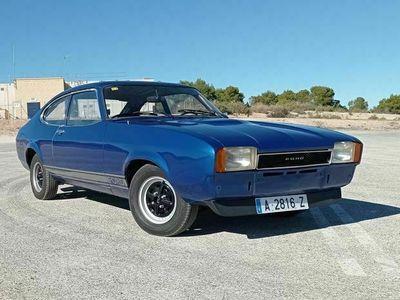 usado Ford Capri MK2 1974
