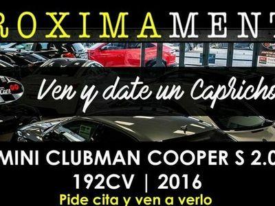 usado Mini Cooper S Clubman Aut.
