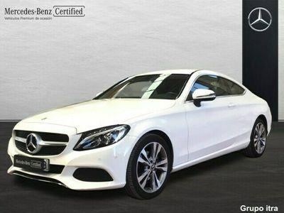 usado Mercedes C200 Coupe