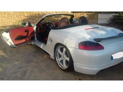usado Porsche Boxster Sport