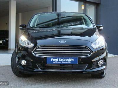 usado Ford S-MAX 2.0 TDCi 110kW Titanium PowerShift