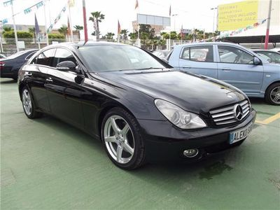 usado Mercedes CLS350 CGI