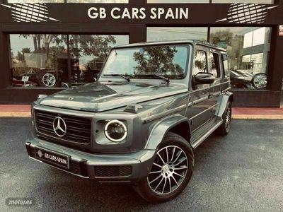 usado Mercedes G350 Clase Gd