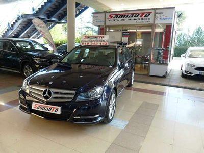 usado Mercedes C220 Estate CDI BE Avantgarde 4M 7G Plus