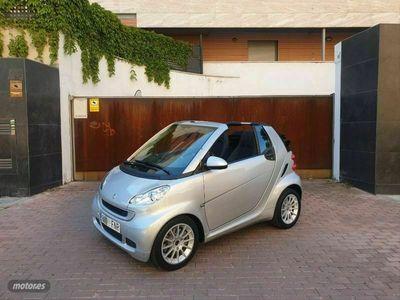 usado Smart ForTwo Cabrio 52 Passion