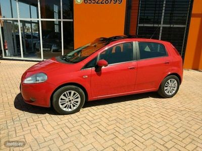 usado Fiat Grande Punto 1.3 Multijet 16v 90 Sprint