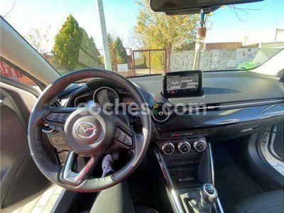 usado Mazda 2 1.5 Style+ Confort Navy 66kw 90 cv en Madrid