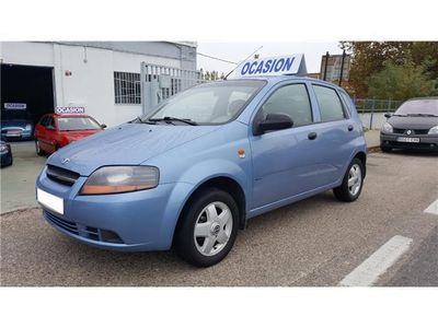 usado Chevrolet Kalos 1.2 SE ano modelo 2004