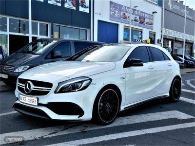 second-hand Mercedes A45 AMG Clase A AMG4MATIC