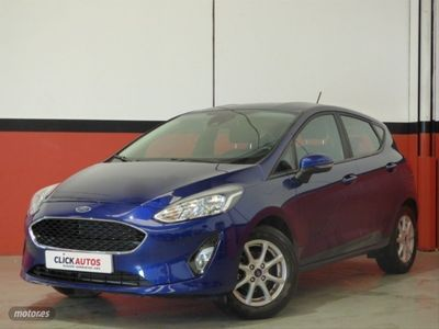 usado Ford Fiesta 1.1 TiVCT 63kW Trend 5p