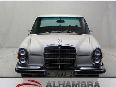 usado Mercedes S280 1971 52800 KMs