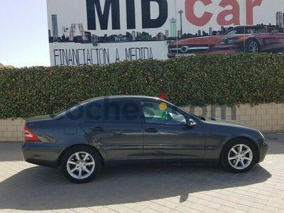usado Mercedes C270 Clase CCdi Elegance 170 cv en Madrid