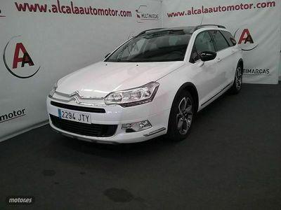 usado Citroën C5 BlueHDi 150 SS 6v Feel Ed. Tourer XTR