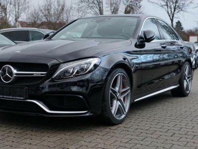 usado Mercedes C63 AMG AMG S 7G Plus - TECHO - KEYLESS - DISTRONIC PLUS