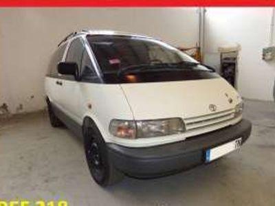 usado Toyota Previa Gasolina