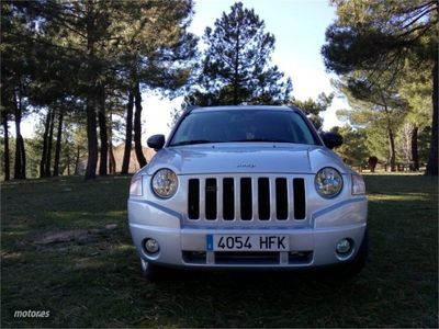 used Jeep Compass 2.2 CRD Limited 4x4 163 CV