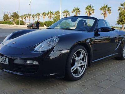 used Porsche Boxster 2.7