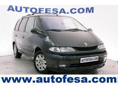 usado Renault Espace 2.2 DT 113cv RT 5p 7Plz # TECHO, BACA