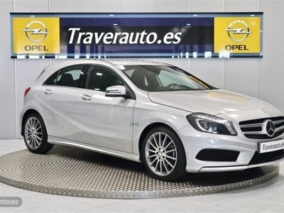 second-hand Mercedes A180 Clase ACDI AMG Line