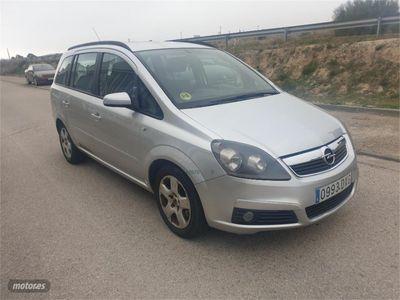 brugt Opel Zafira Cosmo 1.9 CDTi 16v