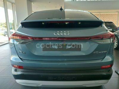 usado Audi Q4 Q4 E-TronE-tron Sportback 40 Advanced 82kwh 204 cv en Asturias