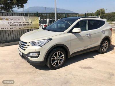 used Hyundai Santa Fe 2.2 CRDi Style Auto 4x4 7S