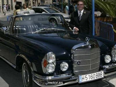 usado Mercedes 280 Clase SLSe cabrio