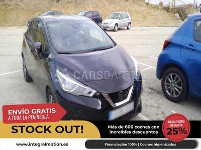 usado Nissan Micra 1.0 GAS 90CV N CONNETA 5p