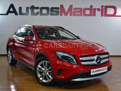 usado Mercedes GLA200 GLA 200d 5p