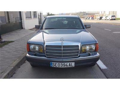 usado Mercedes 560 TODOS LOS EXTRAS