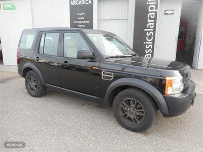 usado Land Rover Discovery 2.7 TDV6 HSE