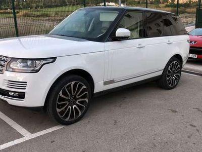 usado Land Rover Range Rover SDV8 Vogue