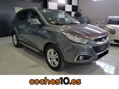 usado Hyundai ix35 2.0CRDI GLS Comfort Sky 4x2