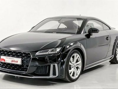 usado Audi TT Coupe 40 TFSI 145 kW (197 CV) S tronic Gasolina Negro matriculado el 02/2019