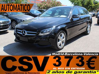 usado Mercedes C220 BlueTEC Exclusive 125 kW (170 CV)