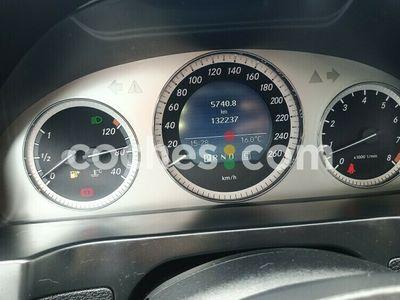 usado Mercedes C230 Clase CAvantgarde 204 cv en Girona