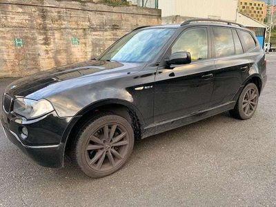 usado BMW X3 2.0 D AUTO. 177 CV SPORT