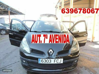 usado Renault Clio Campus Authentique 1.5dCi85