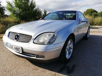 usado Mercedes SLK200