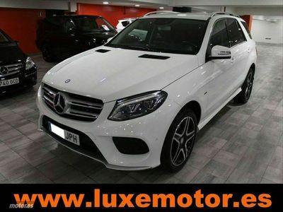 usado Mercedes GLE500 GLEe 4MATIC