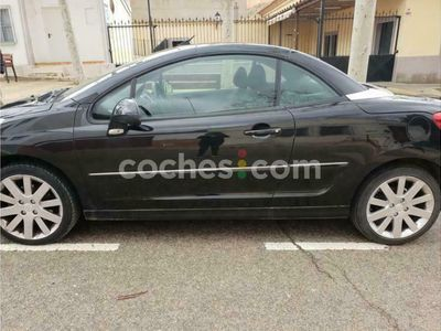 usado Peugeot 207 CC 1.6 Vti 120 cv en Albacete