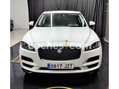usado Jaguar F-Pace 2.0i4d Pure Aut. Awd 180 180 cv en Alicante